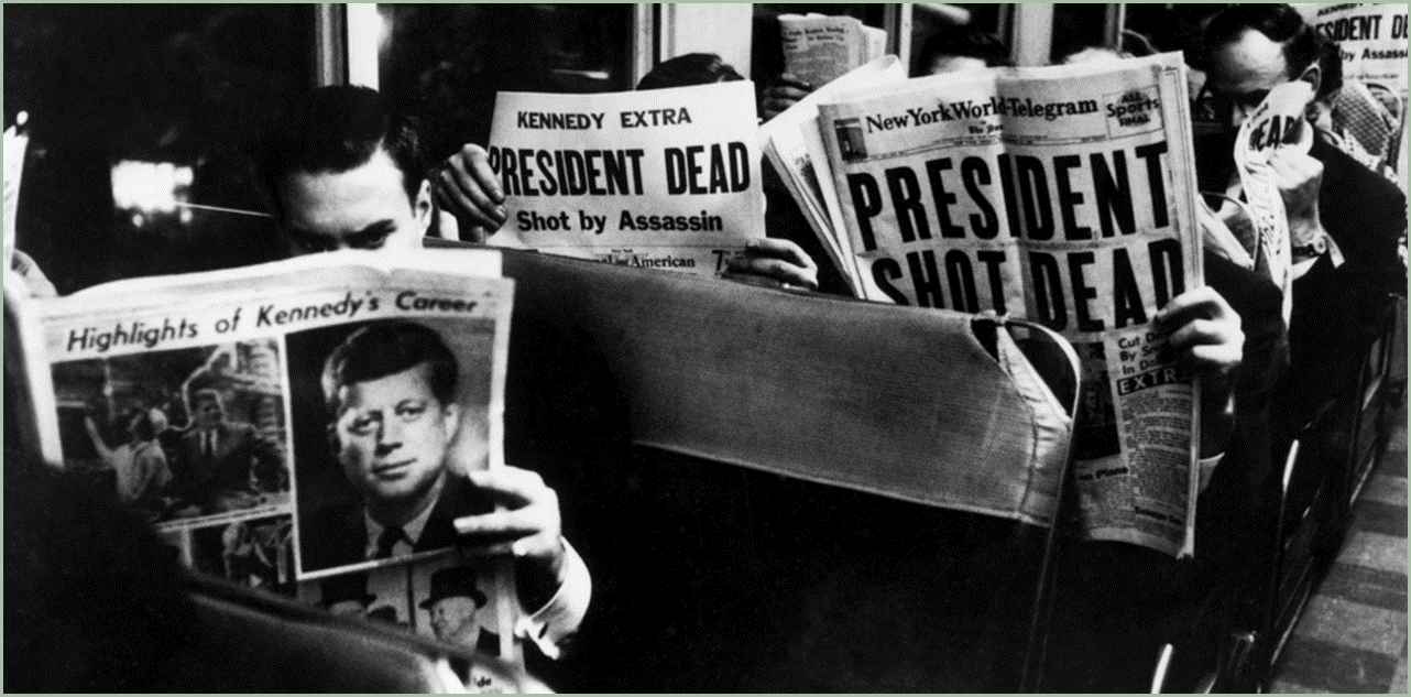 Featured image: JFK's assassination: a bit of physics