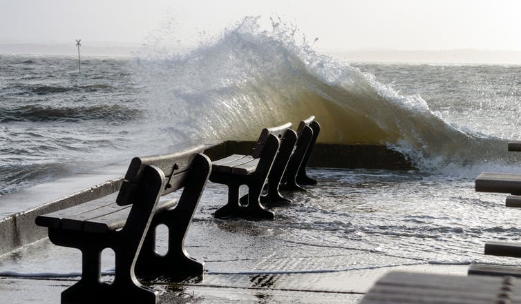 Image: Why coastal floods are becoming more frequent as seas rise