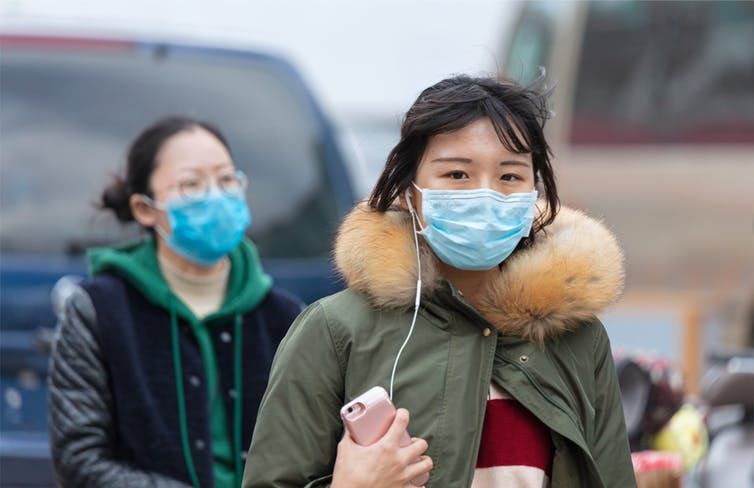 Image: Mystery China pneumonia outbreak likely caused by new human coronavirus