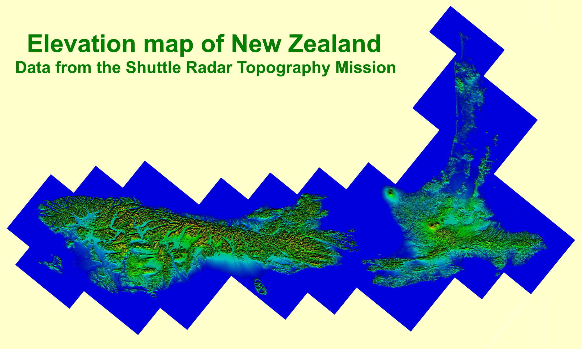 Featured image: Where is New Zealand's highest point?
