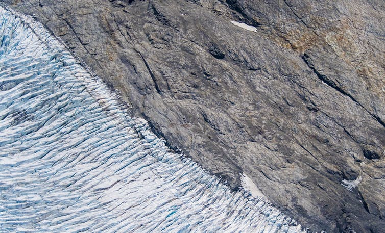 Featured image: How climate change made the melting of New Zealand's glaciers 10 times more likely