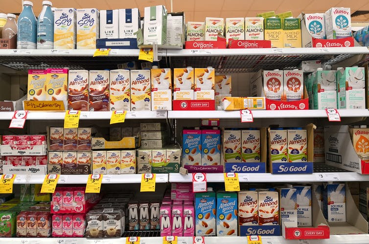 Featured image: Which 'milk' is best for the environment? We compared dairy, nut, soy, hemp and grain milks