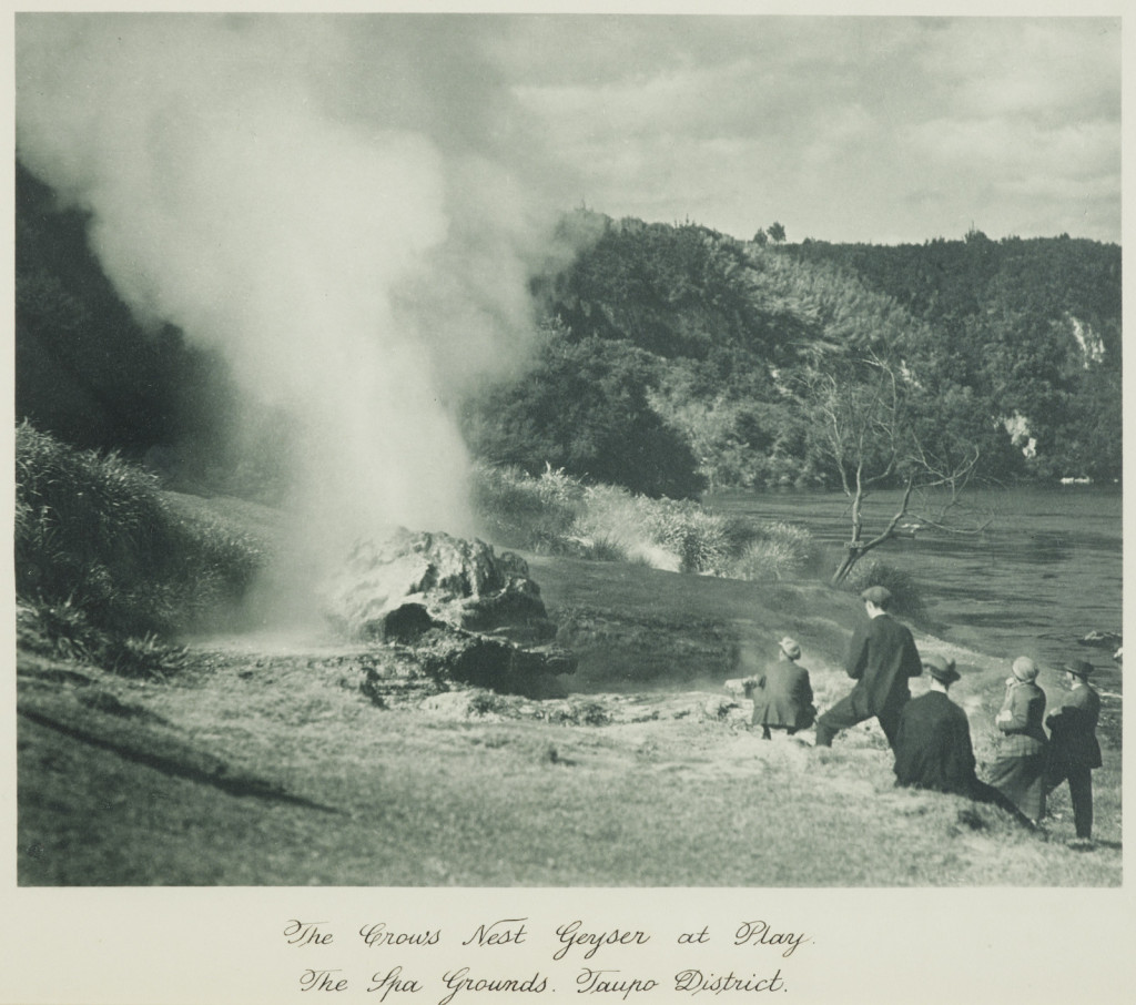 Image: Geyserland: Or, What happened at Taupō