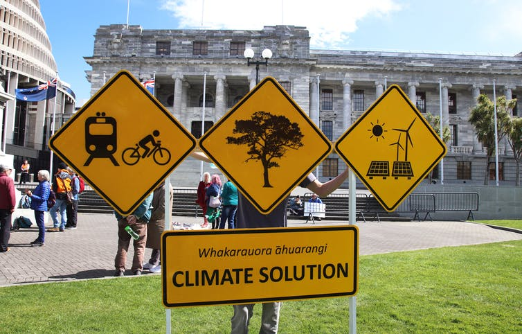 Featured image: Climate Change Commission calls on New Zealand government to take 'immediate and decisive action' to cut emissions