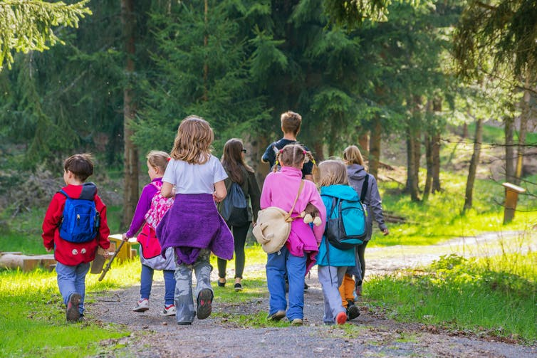 Image: Time to make nature studies a compulsory school subject – before it's too late