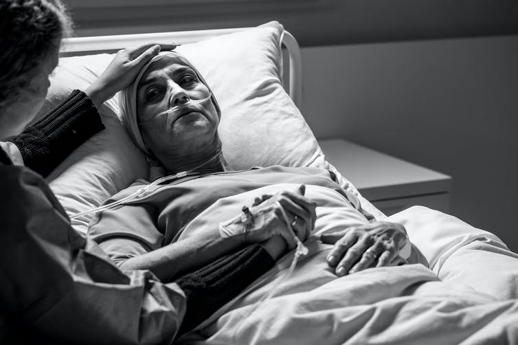 Featured image: Choosing the care you'll receive at the end of your life doesn't always go to plan. Here are some tips to make sure it does