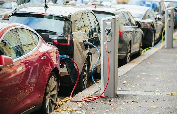 Featured image: Climate policy that relies on a shift to electric cars risks entrenching existing inequities