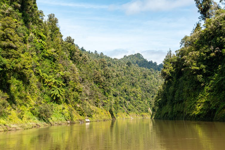 Featured image: What would sustainable tourism really mean for New Zealand? Let's ask the river