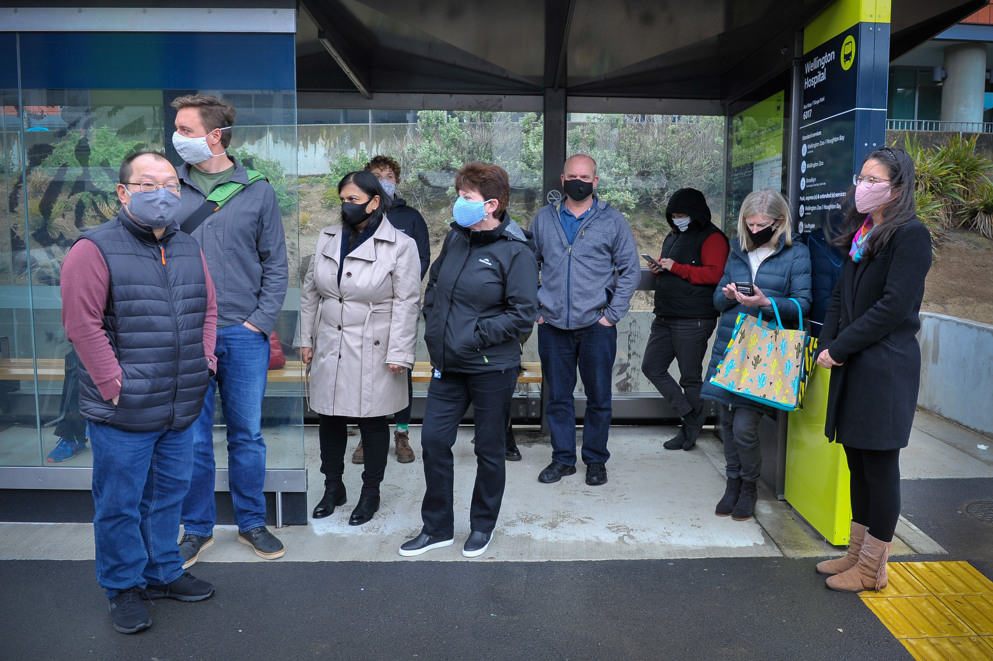 """Featured image: """"Nudging"""" to improve QR scanning and mask wearing to protect us all during a pandemic"""