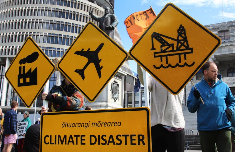 Featured image: Lawyers challenge New Zealand's proposed emissions budgets as inconsistent with the 1.5℃ goal
