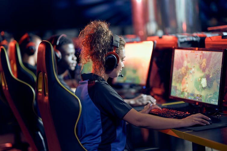 Image: Gamers know the power of 'flow' — what if learners could harness ittoo?