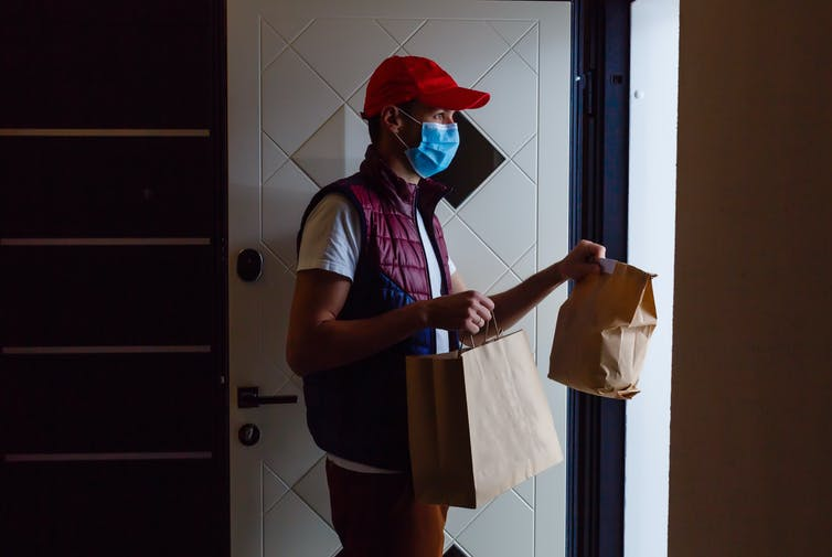 Featured image: Appetite for convenience: how the surge in online food delivery could be harming ourhealth