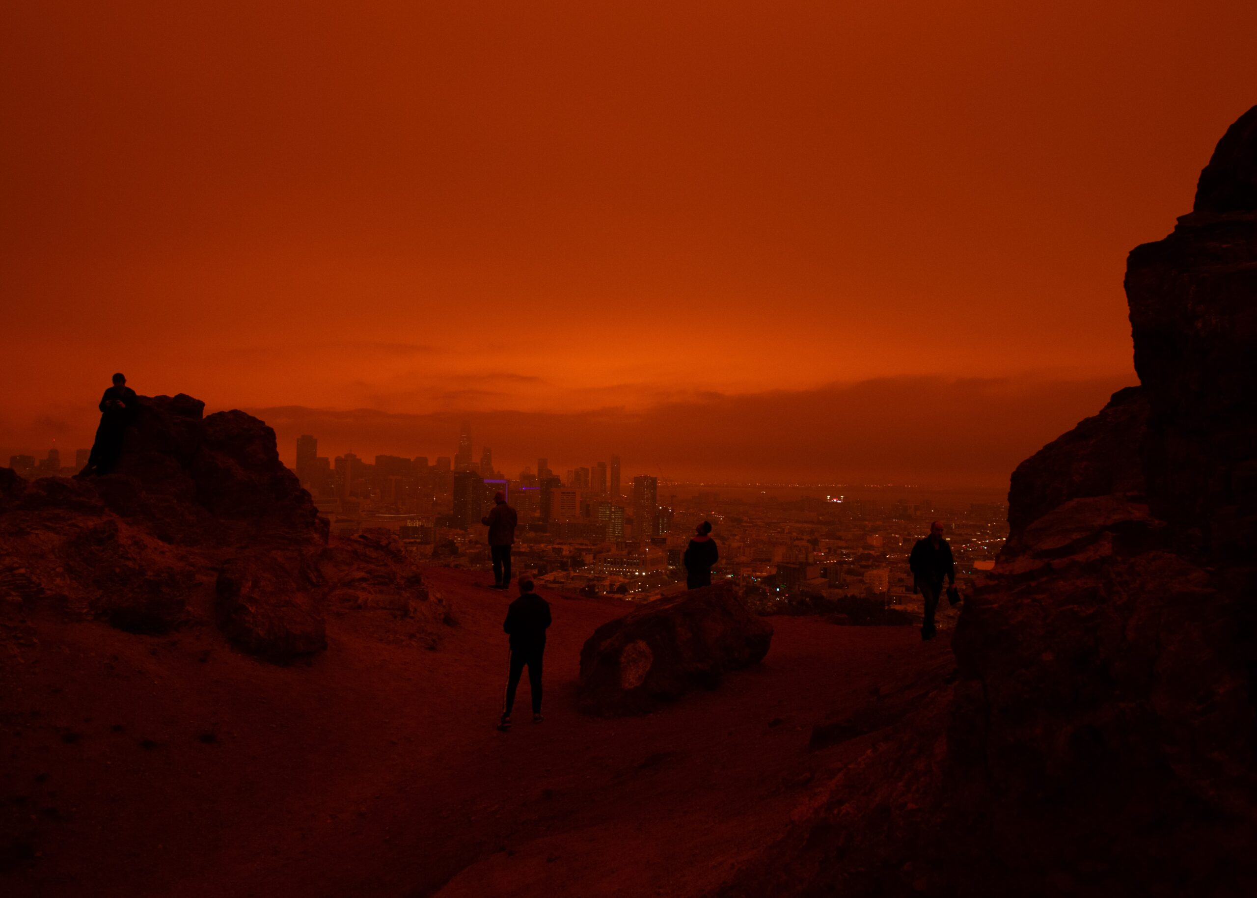 Image: Apocalyptic films have lulled us into a false sense of security about climatechange