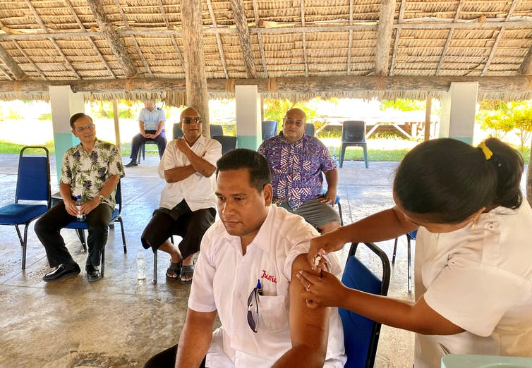 Featured image: How Cuban medical training has helped Pacific nations face the pandemicchallenge