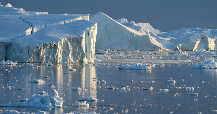 Image: Climate explained: what is an ice age and how often do theyhappen?