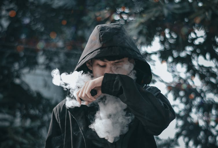 Featured image: Many e-cigarette vaping liquids contain toxic chemicals: new Australianresearch