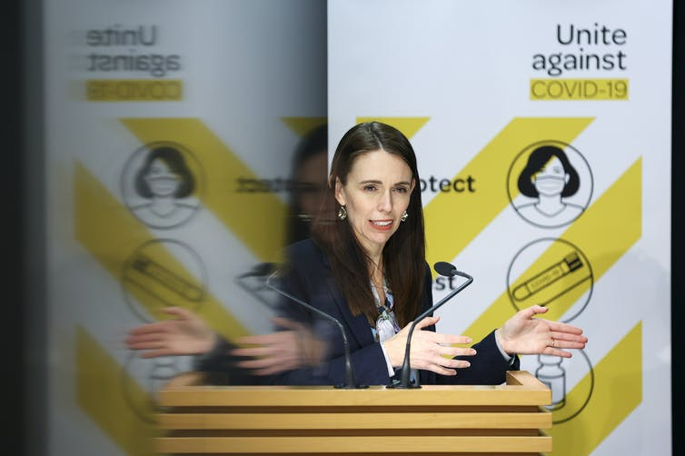 Featured image: Why Jacinda Ardern's 'clumsy' leadership response to Delta could still be the rightapproach
